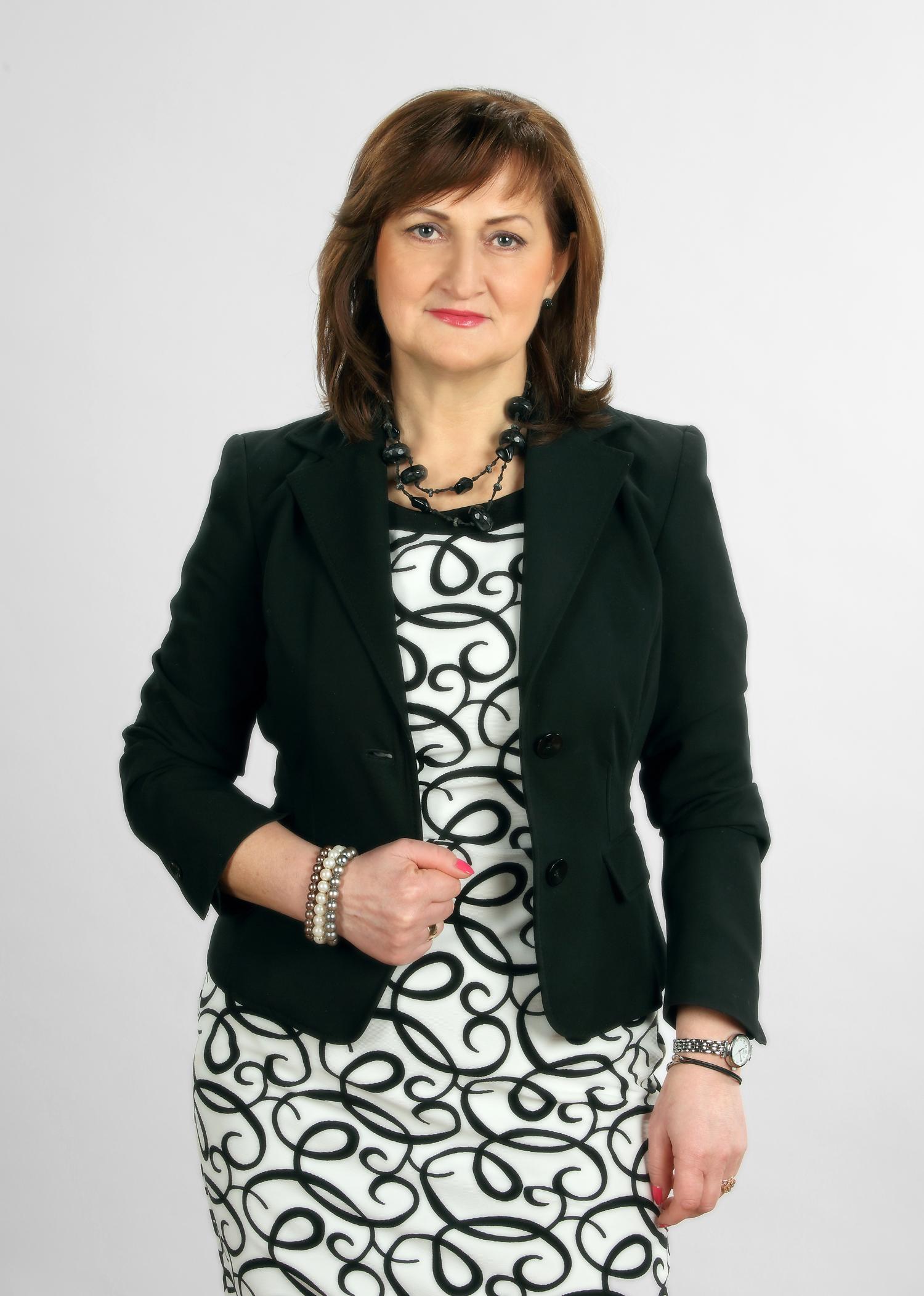 Alicja Choińska - Dyrektor Sprzedaży - Oddział Mazurski Auxilia