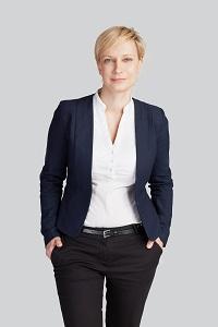 Kamila Barszczewska - Członek Zarządu Auxilia