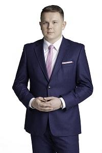 Krzysztof Górka - Wiceprezes Zarządu Auxilia