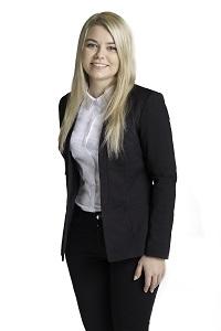 Monika Szmigiel - Młodszy Referent Biura Obsługi Klienta Auxilia