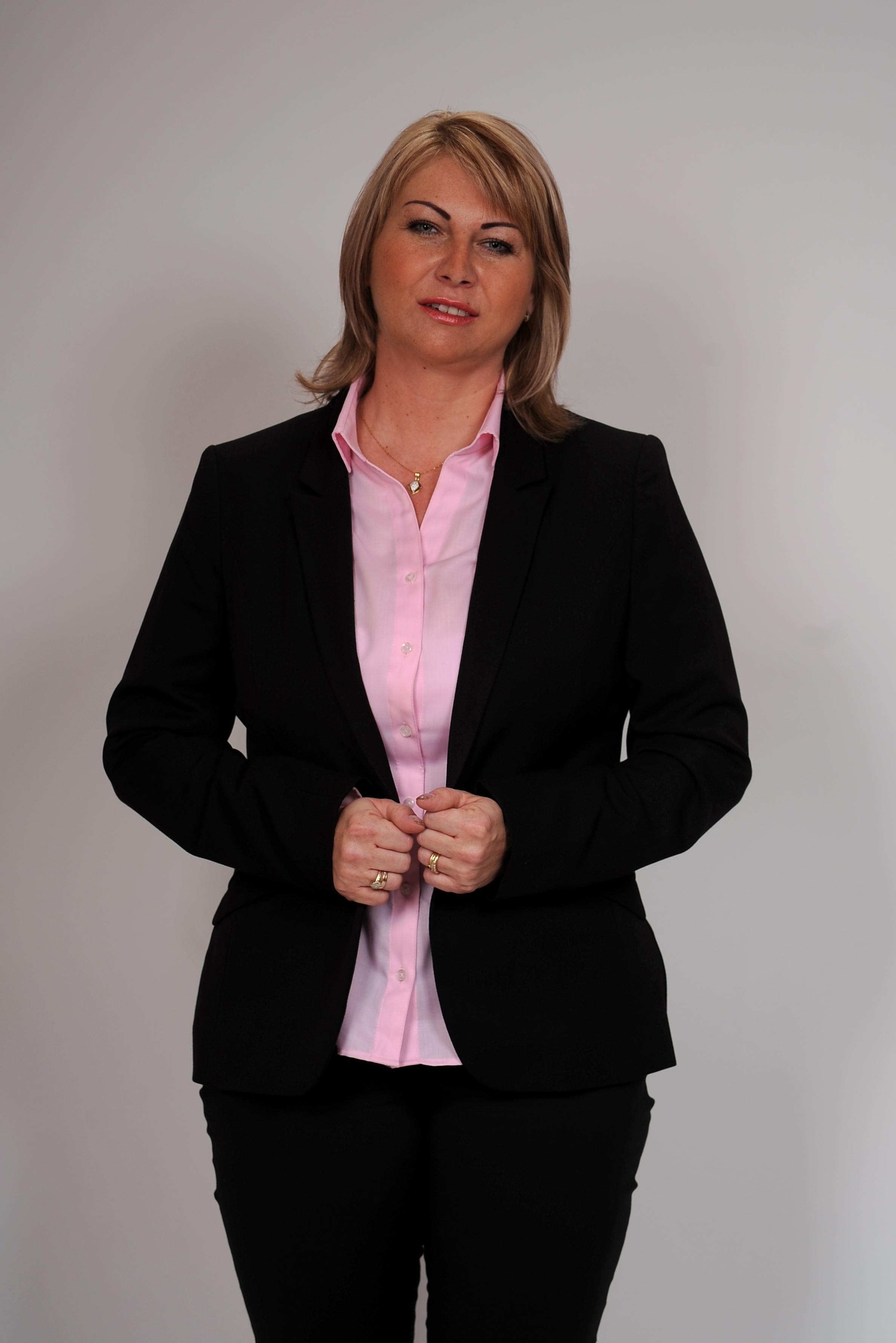 Ewa Kuś  - Dyrektor Sprzedaży - Oddział Śląski Auxilia