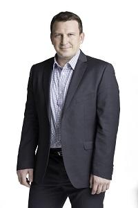 Tomasz Zawidzki - Menadżer Marketingu Auxilia