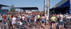 Święto Roweru – Auxilia na imprezie rowerowej