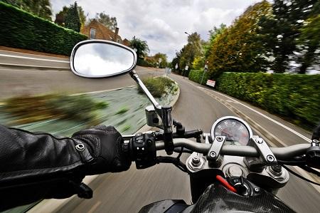 Odszkodowanie dla rannego motocyklisty