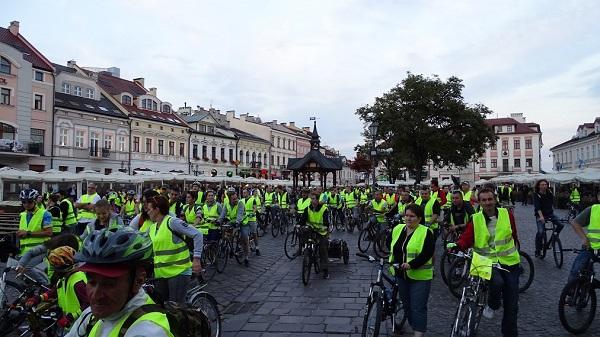 Bezpieczni rowezyści Rzeszów
