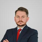 Łukasz Nuckowski - Key Account Manager firmy Auxilia