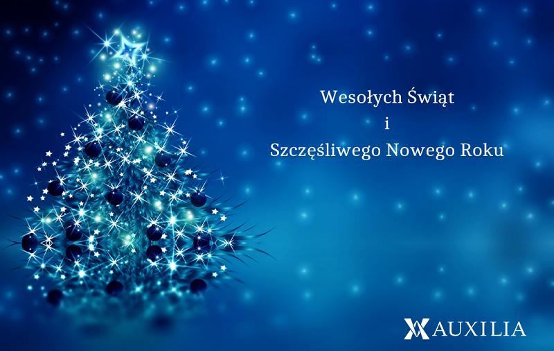 Życzenia Świąteczne i Noworoczne 2017