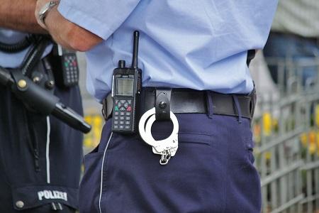 Zadośćuczynienie za wypadek policjanta na służbie